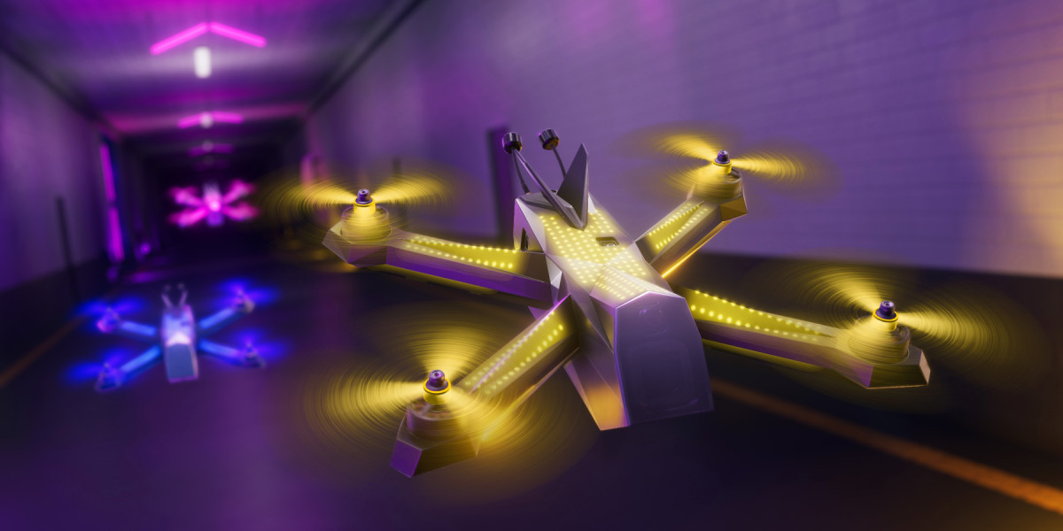 Drone Racing League launches flight simulator competition on NBC