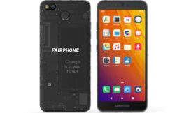 The Fairphone ethical smartphone is now available with the Google-less Android /e/OS operating system