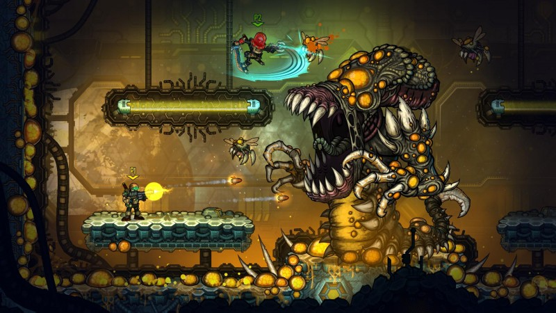 Fury Unleashed Review – Old-School Shooting With A Roguelike Bite