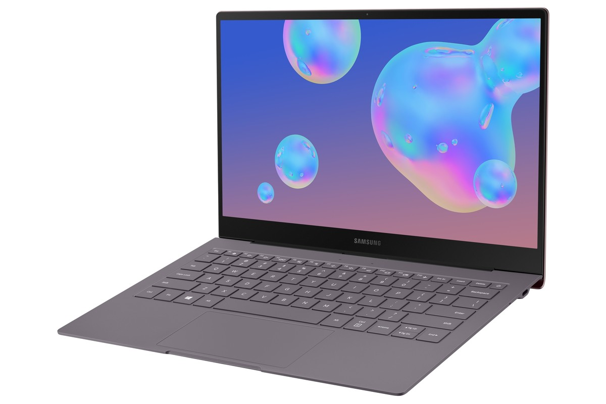 Samsung's Galaxy Book S is the first laptop with Intel's hybrid Lakefield chip inside