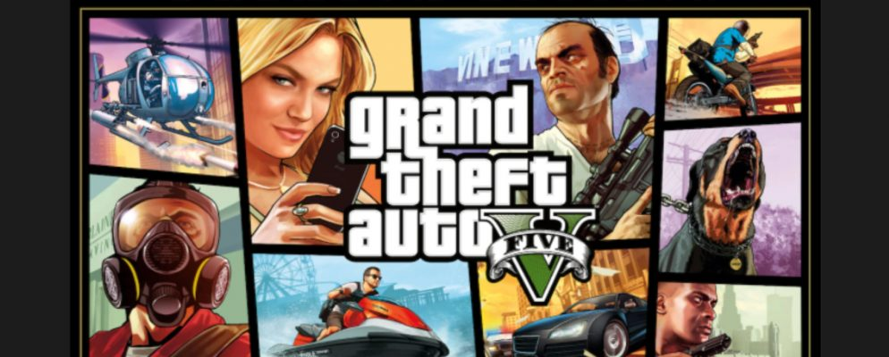 Read more about the article GTA V Is Now Free on the Epic Games Store