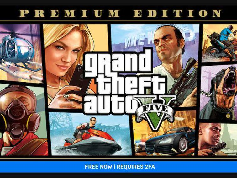 Freebie Friday: Grand Theft Auto V and 3 other free games for your weekend