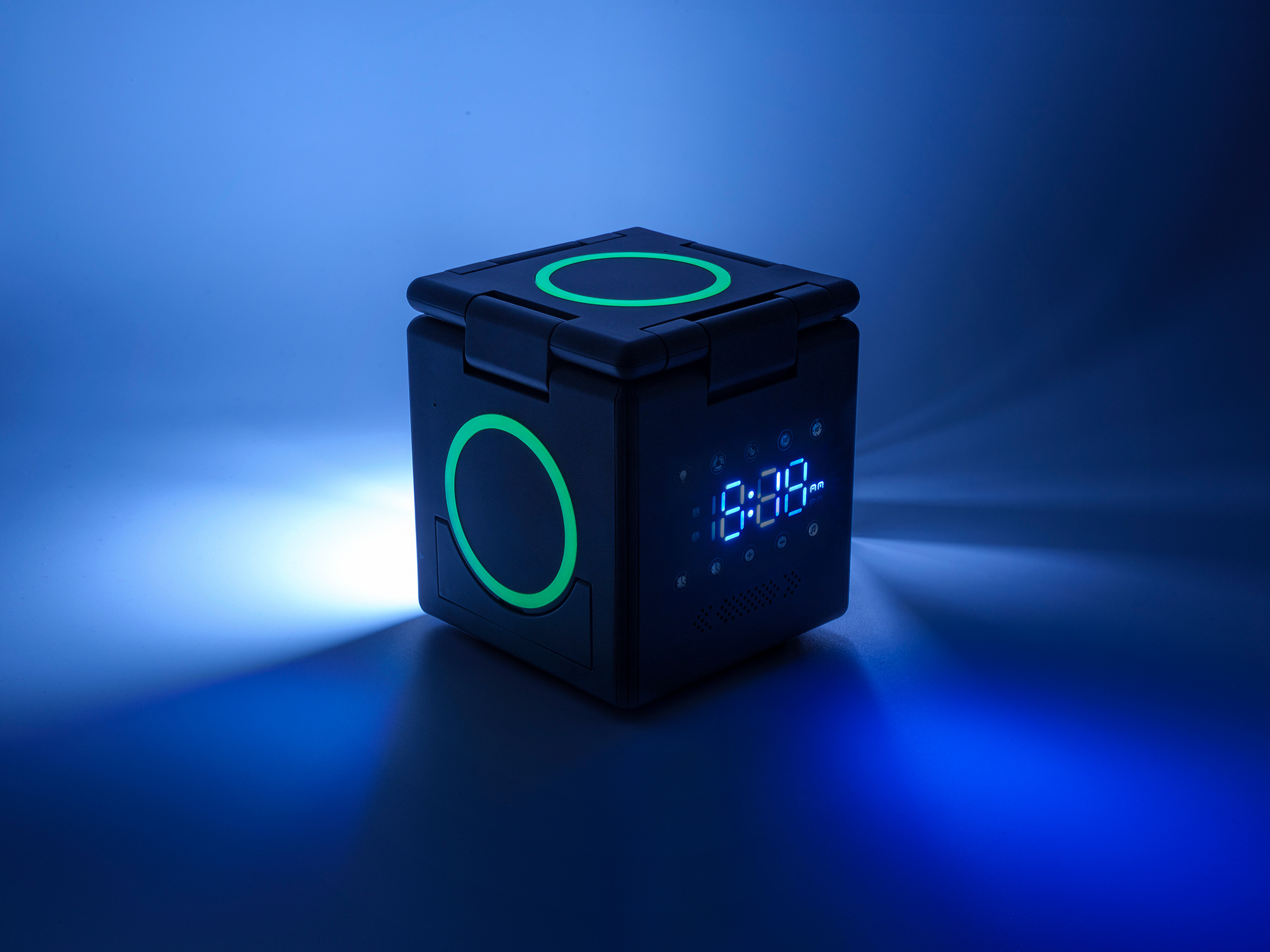 MacRumors Giveaway: Win a HyperCube Wireless Charging Station From Ampere
