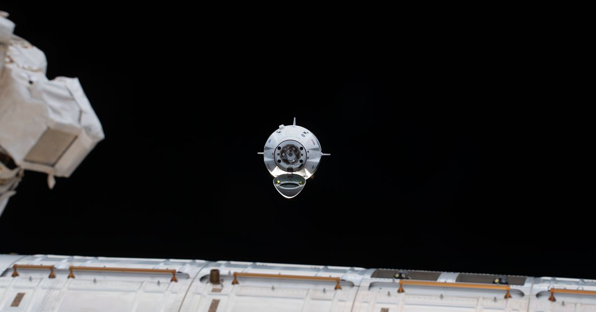 How to watch SpaceX's Crew Dragon dock with the International Space Station live