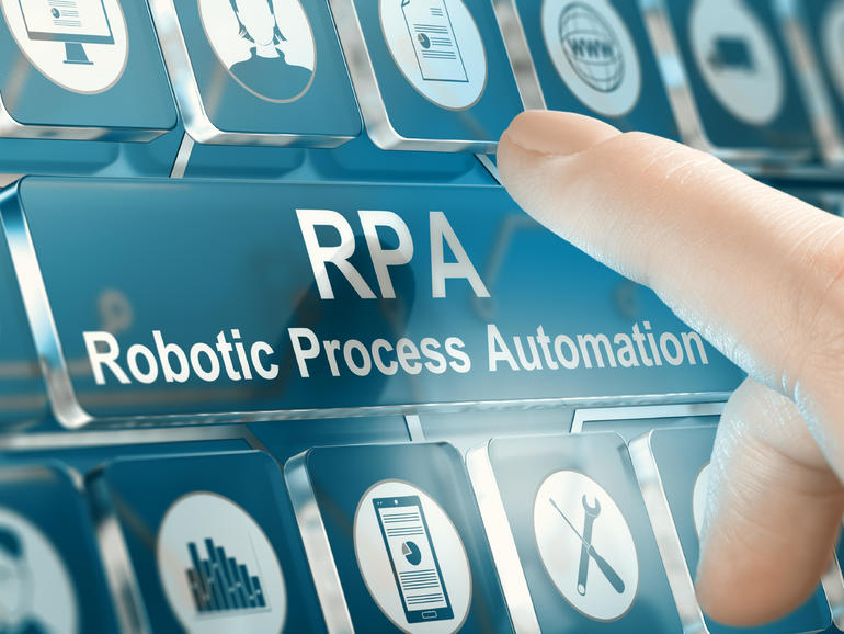 Robotic process automation: A cheat sheet