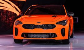 Kia Stinger's future could be electric after an upcoming refresh