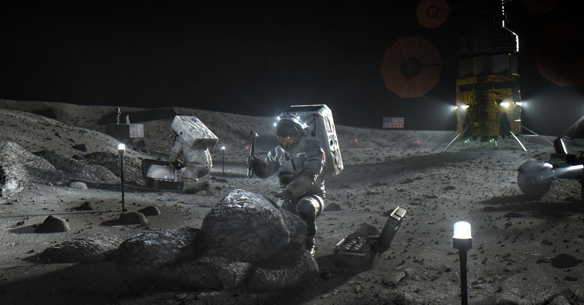 Read more about the article NASA announces international Artemis Accords to standardize how to explore the Moon