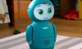 Moxie is a technically impressive childhood robot from iRobot's former CTO – TechCrunch