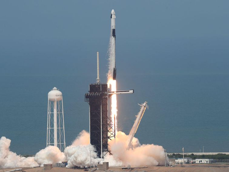 SpaceX launch reactions: 'Humanity needs hope,' George Takei says
