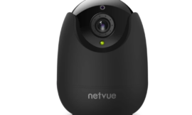 Hands on with the Netvue Orb security camera: great image, motion detection with pan and tilt control Review