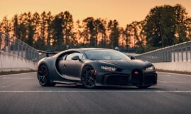 Here's what makes the Bugatti Chiron Pur Sport so darn capable