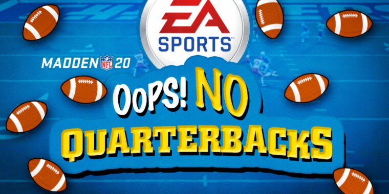Read more about the article Madden NFL's technical problems were on full display in ESPN championship