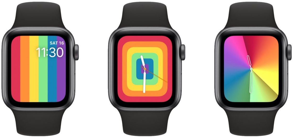 Read more about the article Apple Releases watchOS 6.2.5 With ECG App in Saudi Arabia, New Pride Watch Faces