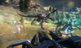 Second Extinction is a 3-player co-op shooter for the Xbox Series X