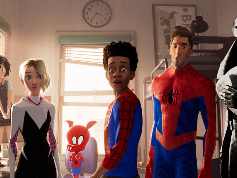 Read more about the article Spider-Man: Into the Spider-Verse almost had Tom Holland, Tobey Maguire and Andrew Garfield cameos