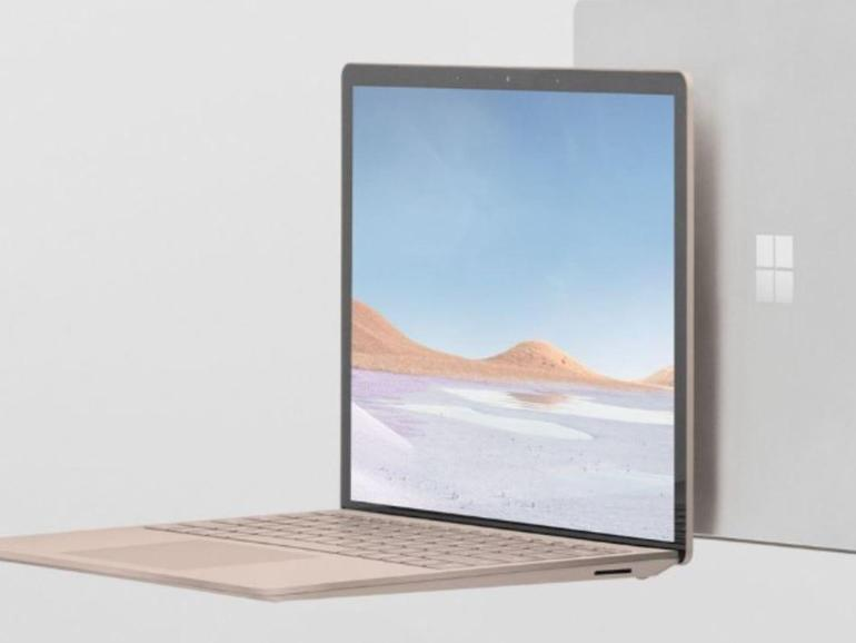 Microsoft will repair for free spontaneously cracking screens on Surface Laptop 3