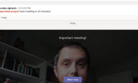 How to host a meeting and invite others in Microsoft Teams