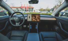 Tesla Arcade adds Fallout Shelter to its list of in-car games