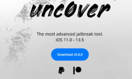 New Unc0ver jailbreak released, works on all recent iOS versions