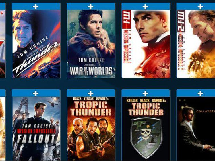 Read more about the article Vudu's $5 movie sale includes Tom Cruise, Oscar winners and more