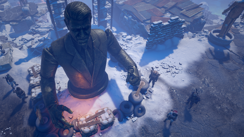Read more about the article InXile Dev Diary Details Wasteland 3's Characters Customization And Combat