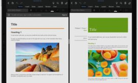 Microsoft Word and PowerPoint for iPad Now Support Split View