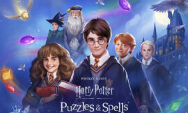 Zynga teases Harry Potter: Puzzles & Spells match-3 mobile game
