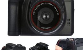 Jinguio HD SLR Camera Telephoto Digital Camera 16X Zoom AV Interface Digital Cameras