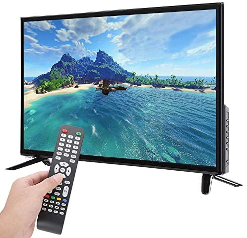 Vbestlife BCL-32A/3216D 32-inch HD Smart LED TV,Multi-Functional TV Edition Supports USB/HDMI/VGA/RF,Online HD TV for Home.(US)
