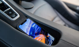 A supercar with a great cell phone holder – TechCrunch