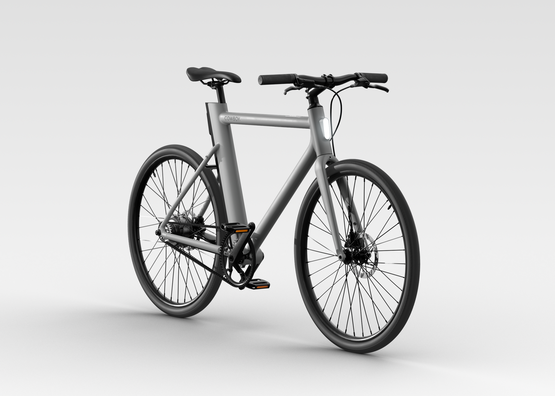 Cowboy releases updated e-bike with new carbon belt – TechCrunch