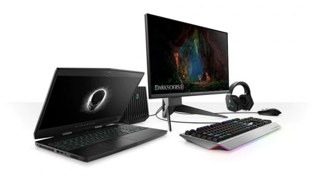 ET Deals: Save 15 Percent on Dell Alienware, XPS, and G5 PCs