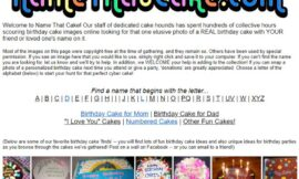 No Birthday Cake? Send a Virtual Cake With These 6 Celebratory Sites