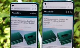 The OnePlus 8, OnePlus 8 Pro Review: Becoming The Flagship
