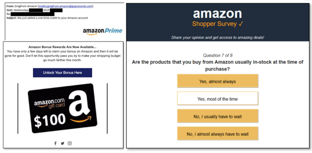 Is that message really from Amazon? Tech giant cracks down on fraudulent email campaigns