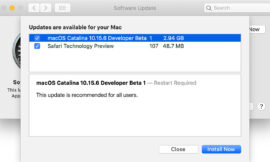 Apple Seeds First Beta of Upcoming macOS Catalina 10.15.6 Update to Developers