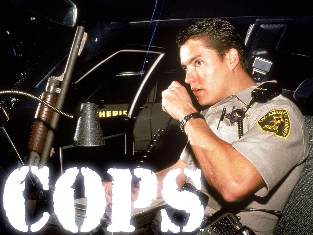 Cops, the reality TV show, has been canceled