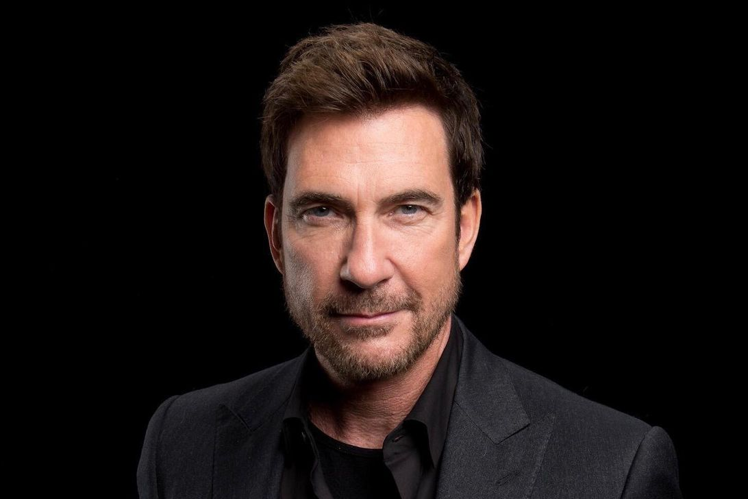 Dylan McDermott talks about The Practice and his Netflix show Hollywood