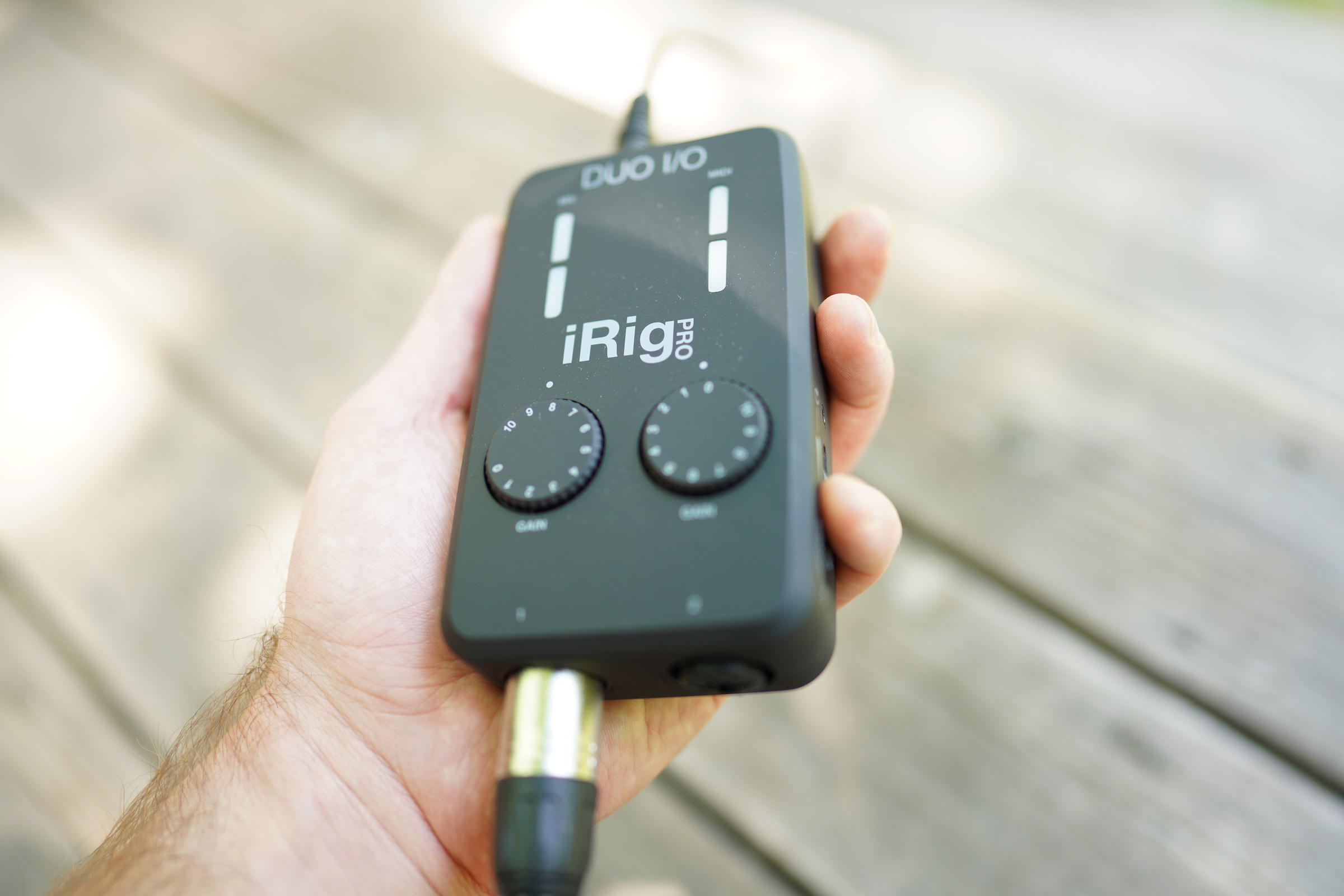 The iRig Pro Duo I/O makes managing advanced audio workflows simple anywhere – TechCrunch