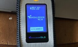 Let's look inside the super-secure DataLocker DL3 encrypted external hard drive