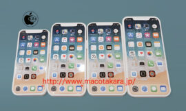 Mockups Depict iPhone 12 Lineup Sizes, Relocated SIM Tray