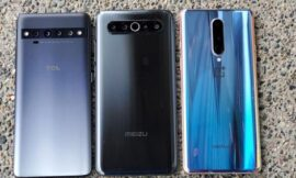 Meizu 17 hands-on: High-end specs, mid-range price, and attractive balanced design