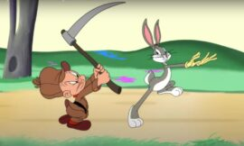 Looney Tunes on HBO Max is 'not doing guns,' but scythes, anvils, TNT abound