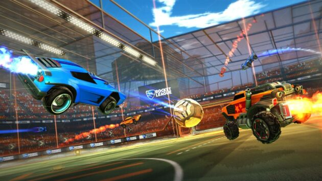Geeks Gaming for Good: Sign your company up for GeekWire's first-ever Rocket League tournament