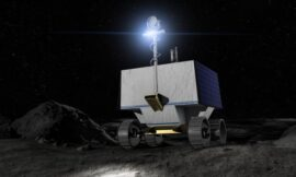 NASA Awards Launch Contract for Water-Hunting Lunar Rover