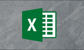 How to Lock the Position of a Chart in Excel