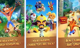 Crash Bandicoot mobile game on way from Candy Crush developer