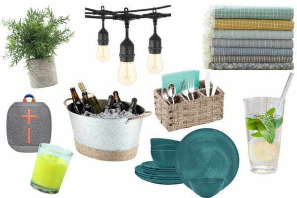 9 Picks to Spruce Up Your Outdoor Dining Space