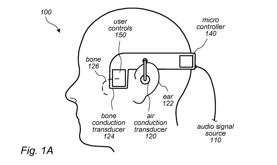 Future AirPods could use bone conduction for improved audio