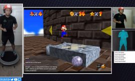 Modder Controls 'Mario 64' with Real Jumps, Thanks to Kinect Controls – Review Geek
